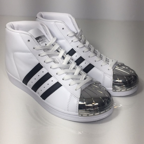 Adidas women Pro Model Metal Toe Trainers Women's Trainers